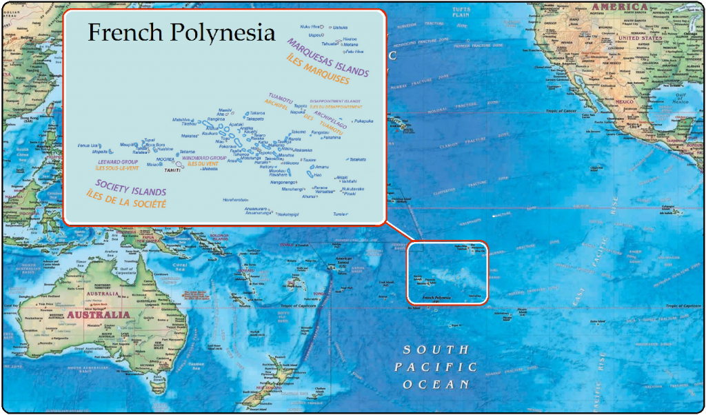 Picture of: French Polynesia Travel The 7 Seas