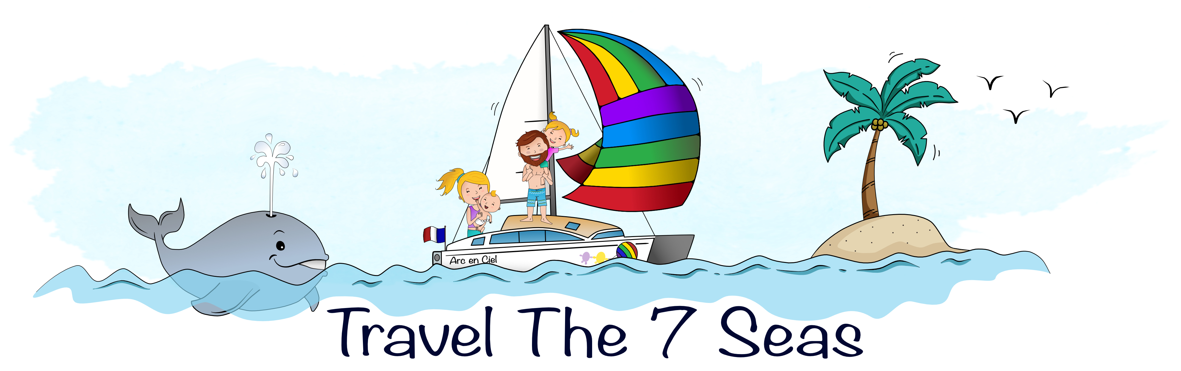 Travel The 7 Seas